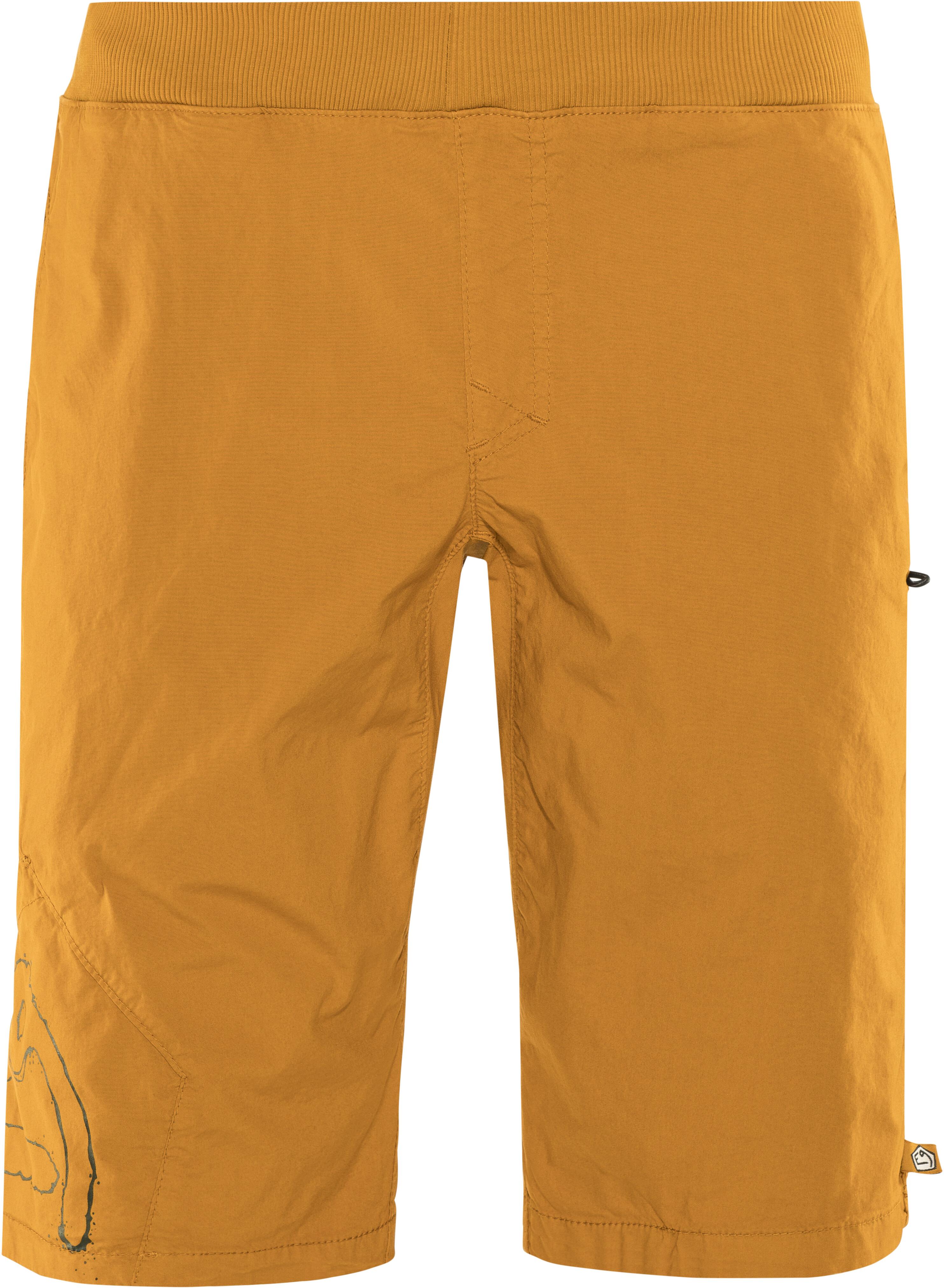 d0f221633f15 E9 Pentagon - Shorts Homme - orange sur CAMPZ !